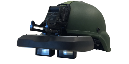 AIRO Helm - AR Helmet Mounted Display