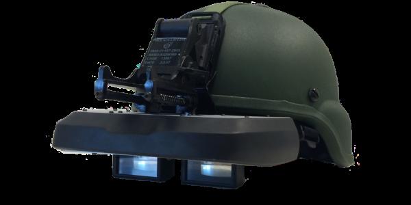 AIRO Helm - AR Helmet Mounted Display